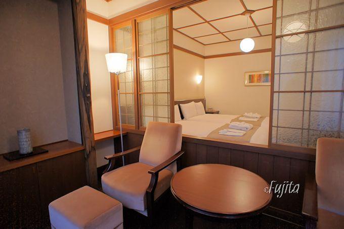 軽井沢万平ホテルの客室は、「クラシックタイプ」がおすすめ!