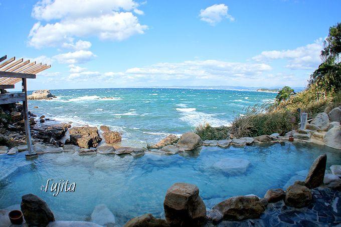 露天風呂が絶景!南紀白浜温泉「浜千鳥の湯 海舟」は眺望最高のホテル