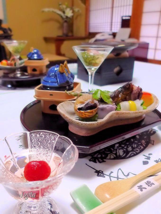 旅館大橋は「現代の名工」が造る料理が凄い!