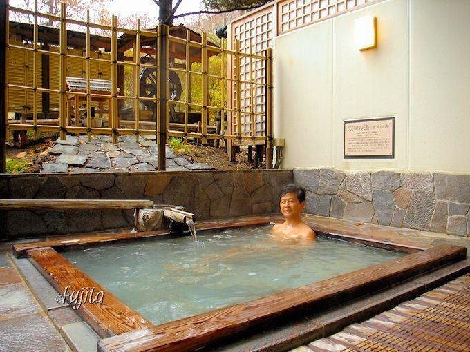 登別温泉「滝本イン」に泊まって、第一滝本館の「温泉天国」を満喫!