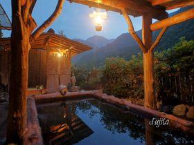 お肌すべすべの「美肌の湯」!奈良田温泉「白根館」は通好みの秘湯|山梨県|トラベルjp<たびねす>