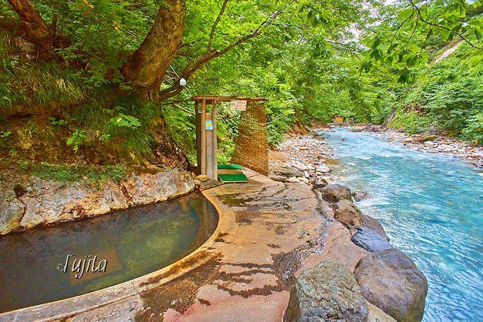 日本を代表する露天風呂天国「夏油温泉・湯元夏油」
