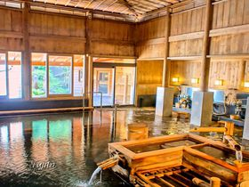 自家源泉の温泉が最高!野沢温泉「旅館さかや」と湯宿「寿命延」|長野県|トラベルjp<たびねす>