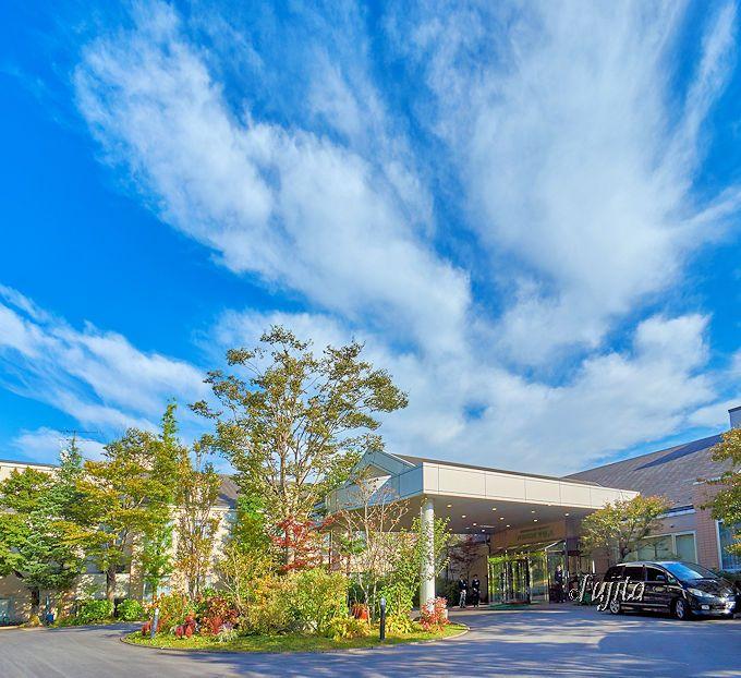 ホテルサンバレー那須「フォレストヴィラ」は、森のホテル