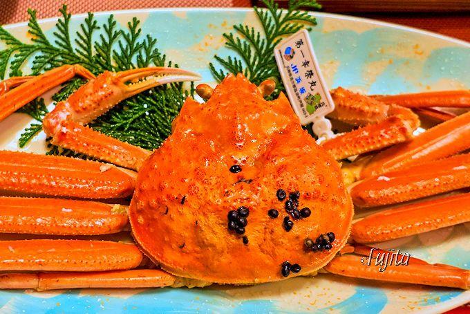 ズワイガニの好漁場、日本海側で蟹を食べるなら「香住温泉」と「湯村温泉」