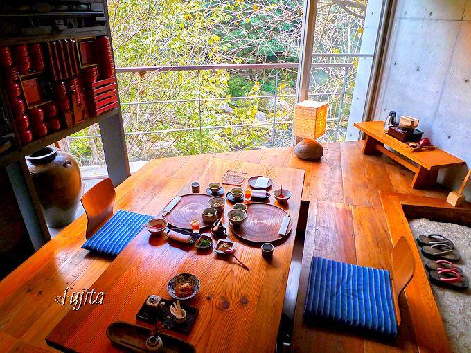 妙見温泉「妙見石原荘」は、料亭が経営する美食の宿