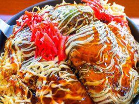 絶対食べたい高速グルメ!広島・沼田PAの絶品「お好み焼き」は二度と素通り不可能!
