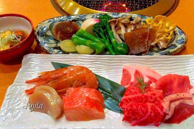 箱根小涌谷温泉「水の音」の夕食は、炙り焼き会席がおすすめ!