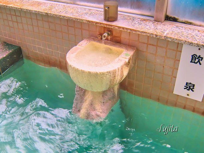 レモン味の温泉!お宿 欣喜湯の飲泉で、川湯温泉の本当の凄さを知る