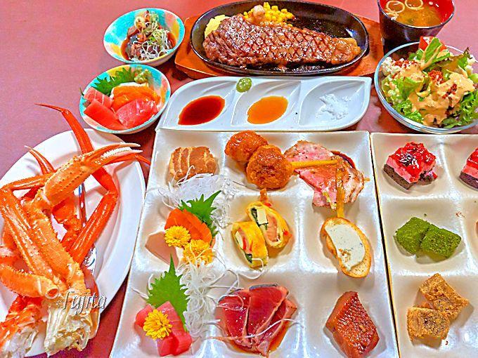 夕食も大満足!リブマックスリゾート天城湯ヶ島