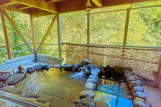 駒の湯山荘では、多数の温泉浴場で湯巡りが楽しめます!