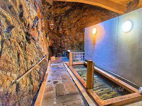 下部温泉裕貴屋は洞窟風呂が最高!お茶や料理も旨い老舗旅館|山梨県|トラベルjp<たびねす>