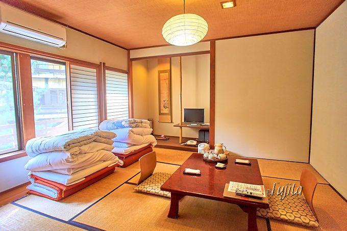 裕貴屋の客室は、和洋室と和室があります!