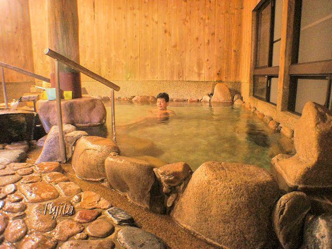 出雲湯村温泉「湯乃上館」は共同浴場が専用に!