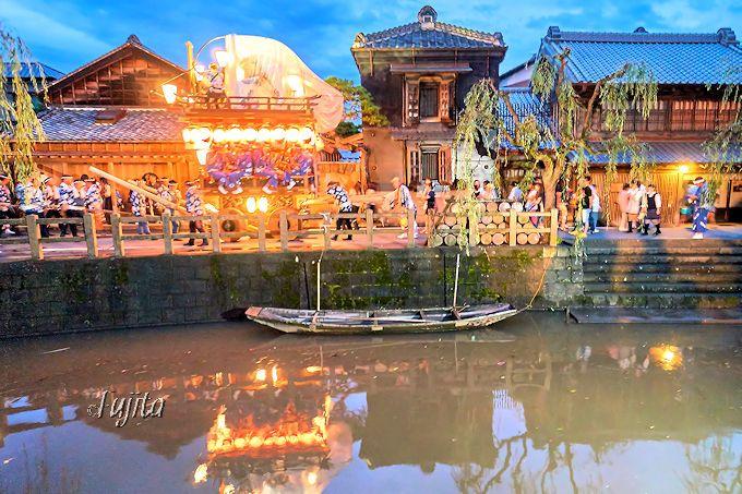 江戸より凄い小江戸の祭り!千葉「佐原の大祭」は必見の関東三大祭り