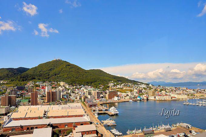 函館港と函館山が絶景!「ラビスタ函館ベイ」は眺望抜群