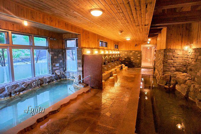 かんの温泉は新設浴室も最高!