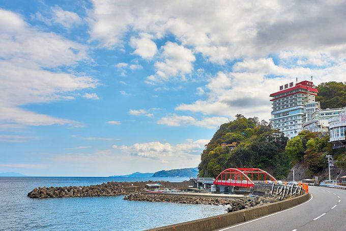 大江戸温泉物語「熱海伊豆山 ホテル水葉亭」は、眺望が最高の老舗温泉旅館