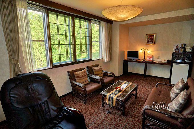 湧駒荘の客室は予算に応じて選べます!