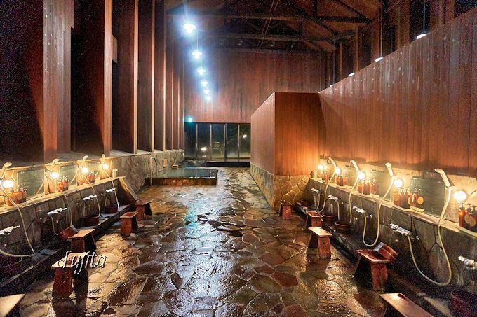 日本で3箇所の正苦味泉も!旭岳温泉「湯元 湧駒荘」は温泉が大充実