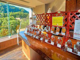 20種類の蜂蜜バイキング!?定山渓温泉「章月グランドホテル」の大好評な食事|北海道|トラベルjp<たびねす>