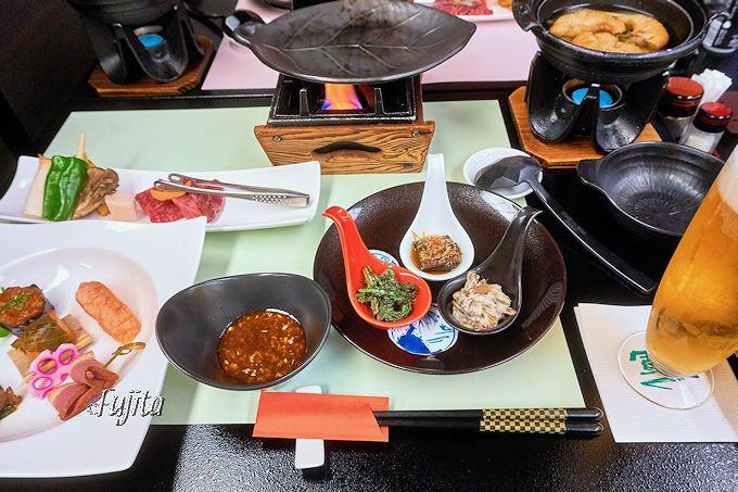 高品質な夕食・朝食が大好評!