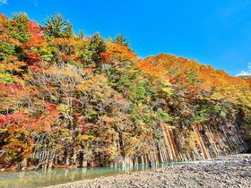 八幡平・松川渓谷の紅葉ベスト5!玄武岩や「森の大橋」で紅葉狩り