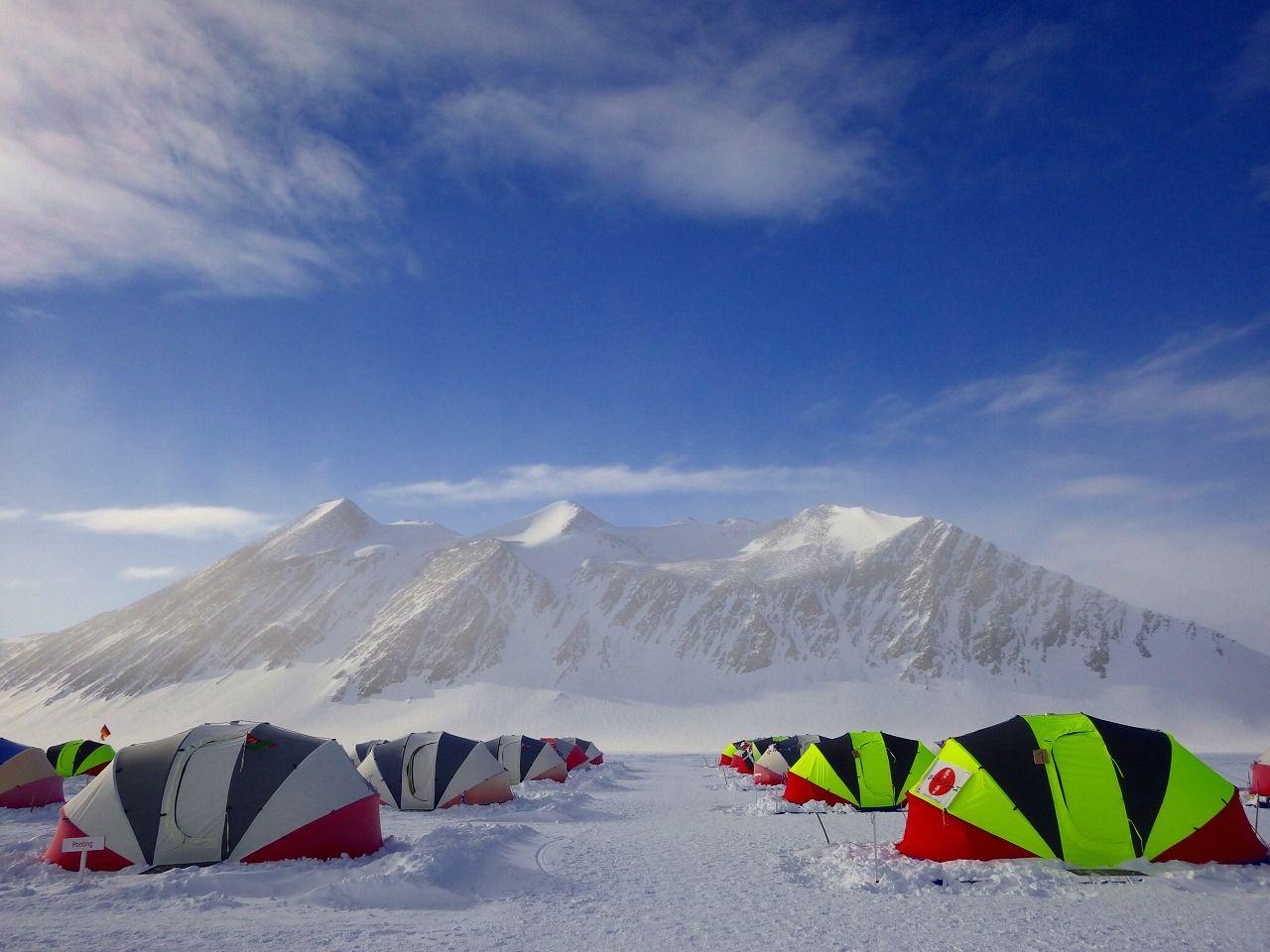 無限の冒険の可能性を秘めた、南極
