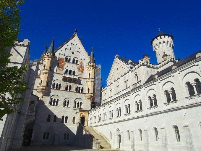 憧れのノイシュヴァンシュタイン城に自転車で行ってみよう!