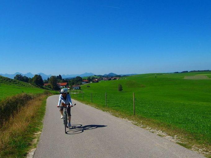 自由気ままな自転車の旅は一生の思い出!