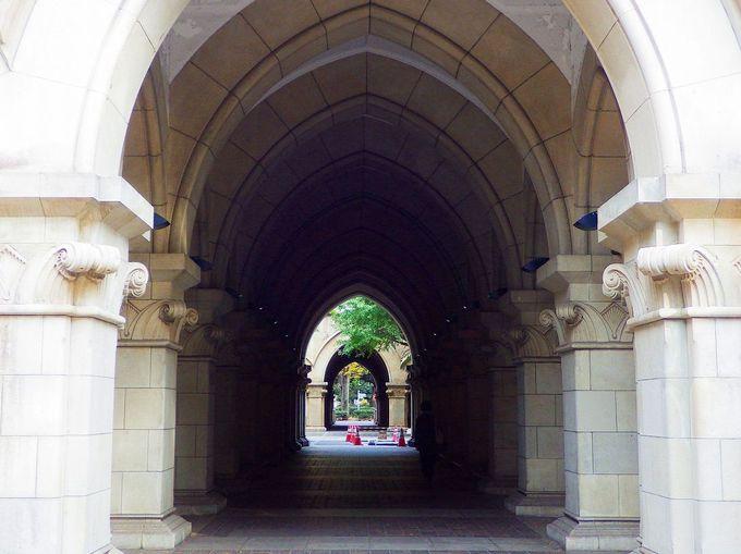 回廊を歩く 〜文学部から法学部へ〜