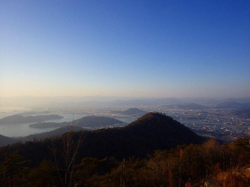 山々から臨む瀬戸内海!帰り道にぜひ立ち寄りたい絵下山公園