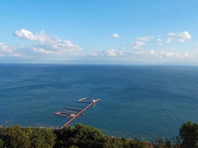 美しい瀬戸内海と海の幸に感動!須磨海づり公園