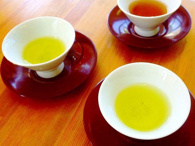 甘い!思わず声をあげてしまう絶妙な一杯を和束茶カフェで