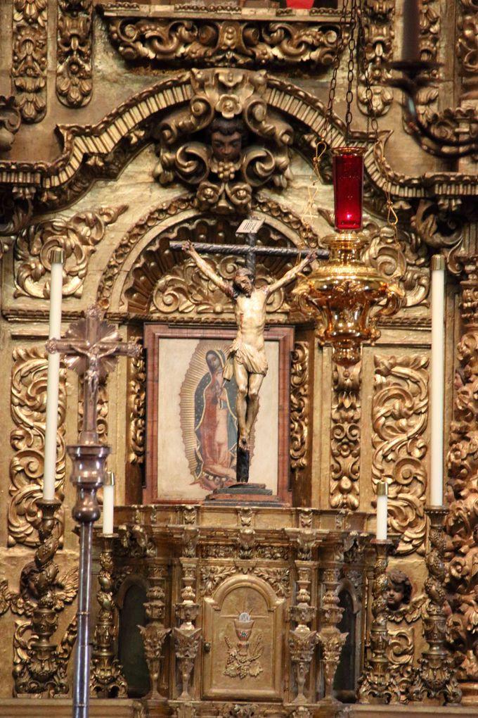 カリフォルニア最古の礼拝堂