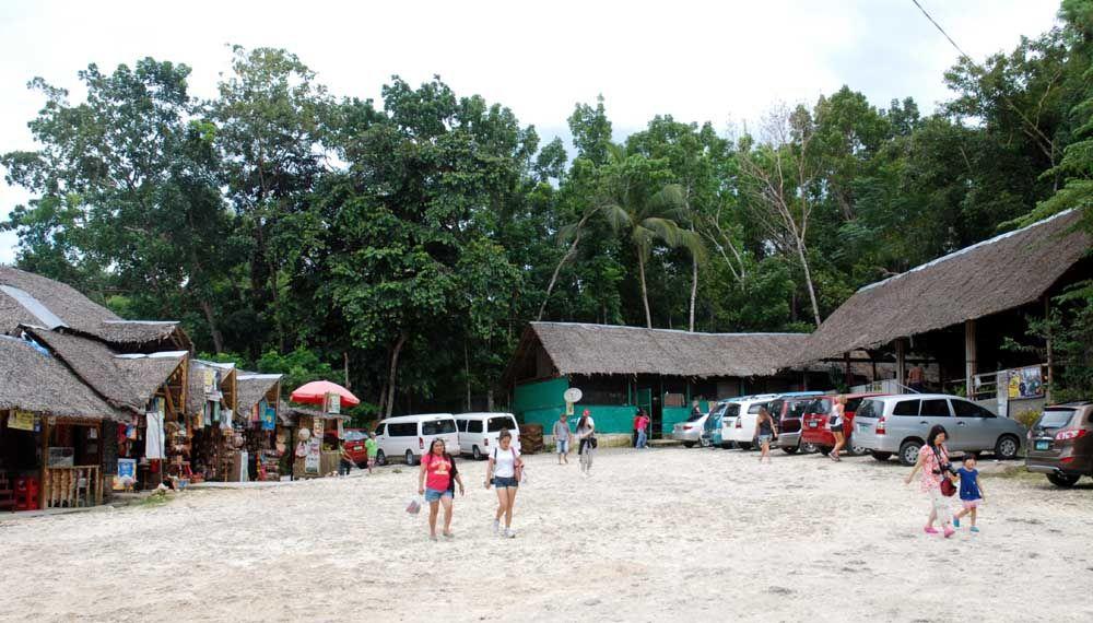 観光客に人気の保護センター