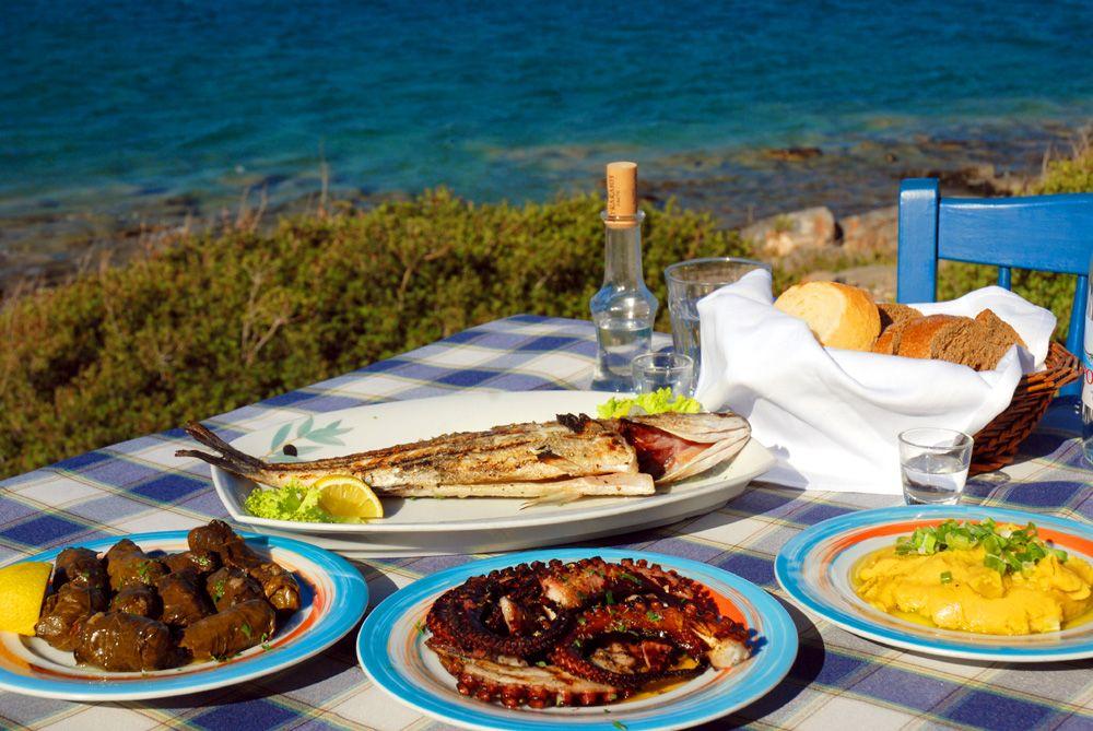 ダイエットにもうれしい、ギリシャ料理