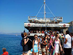 ギリシャ・エーゲ海を日帰りで満喫!人気の1日クルーズで出かけよう!