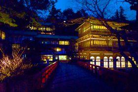 東京近郊から直通送迎バスで行ける温泉宿