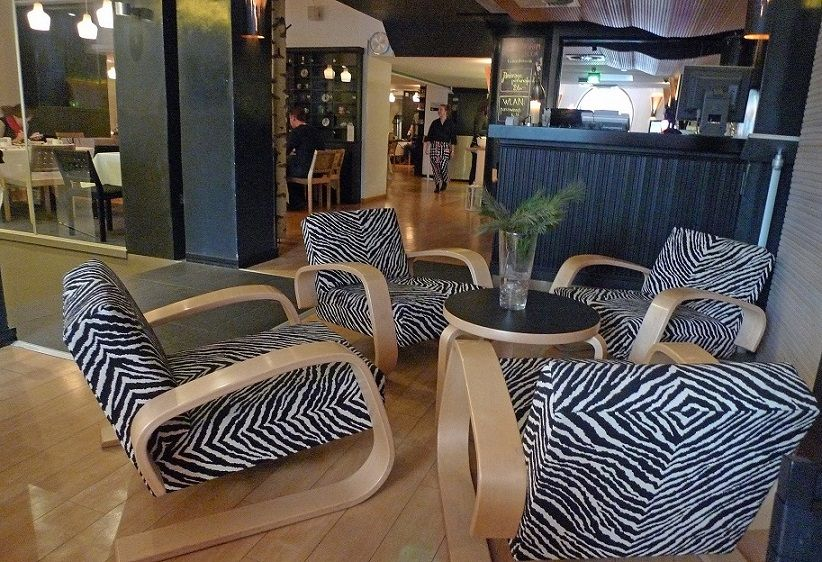 インテリアはすべてアアルト!ヘルシンキの「ホテル・ヘルカ」で、北欧デザインに囲まれた滞在!