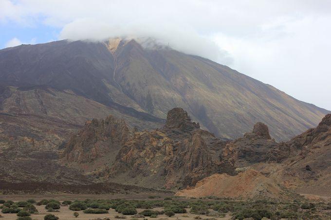 ユネスコの世界遺産テイデ国立公園