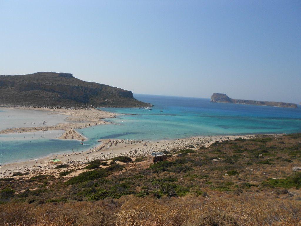 死ぬまでに一度は行きたい秘境ビーチ: バロス湾とエラフォニシ