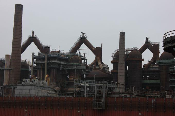 フェルクリンゲン製鉄所は何処にありますか?