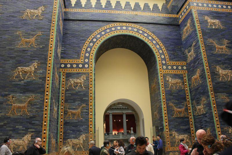 世界遺産のベルリン博物館島のペルガモン博物館に行こう