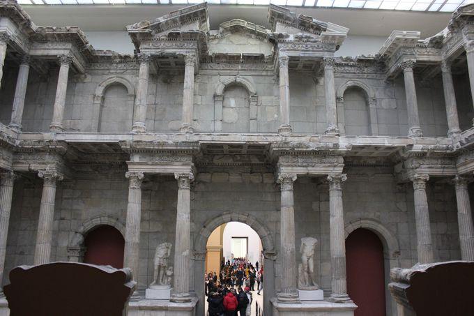 ミレトスの門