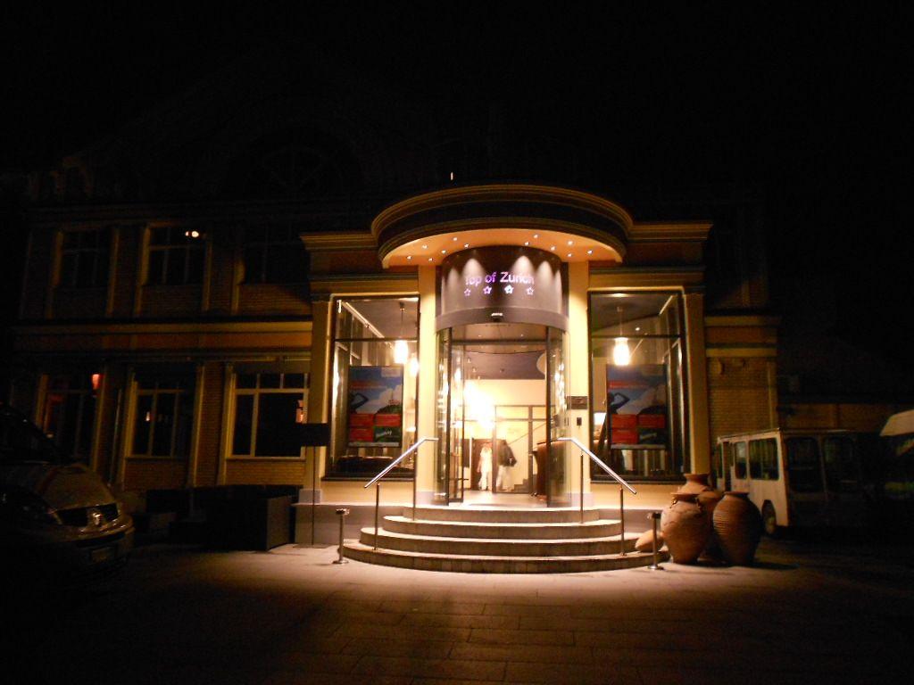 ユトリベルクの伝統的な最高級ホテル