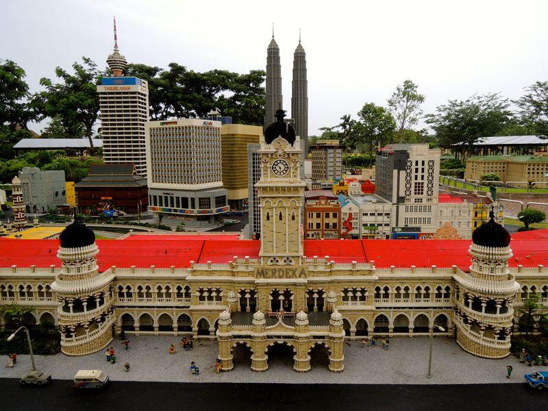 レゴだらけ!「レゴランド®マレーシアリゾート」は大人も子供も楽しめる!