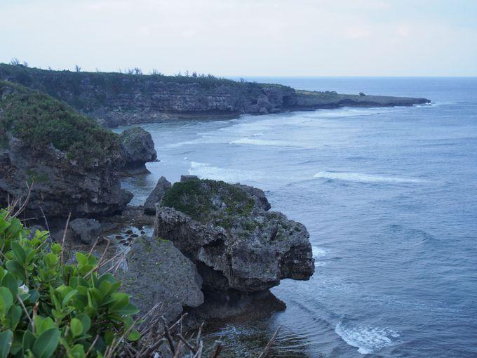 沖縄本島最南端の美しき戦跡「喜屋武岬」