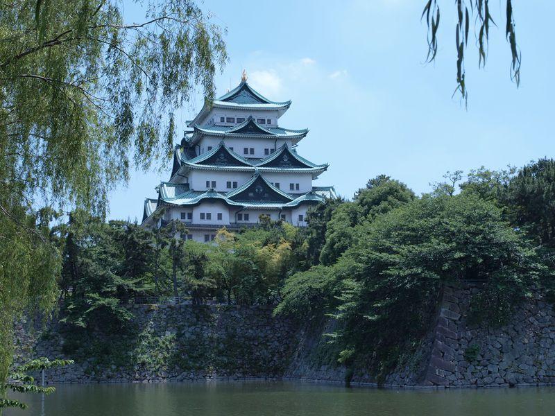 御三家筆頭、尾張徳川家の巨城を攻めよう〜名古屋城〜