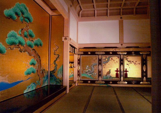 二条城二の丸御殿と並ぶ豪華さ、名古屋城本丸御殿